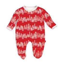 Magnetic Me Red Aspen Modal Magnetic Footie