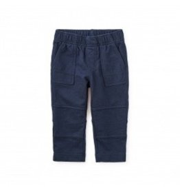 Tea Collection Baby Knit Playwear Pants Heritage Blue 18-24
