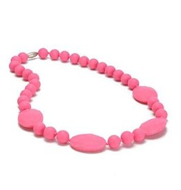 Chewbeads Perry Necklace, Pink