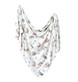 Copper Pearl Knit Blanket - Noah