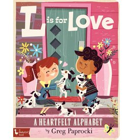 Gibbs Smith L is for Love: A Heartfelt Alphabet