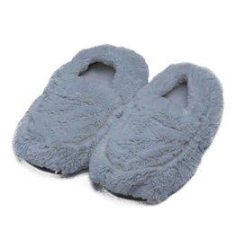 Intelex Gray Cozy Slippers