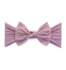 Baby Bling Bows Knot (Mauve)