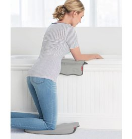 Skip Hop Grey Moby, Bath Kneeler