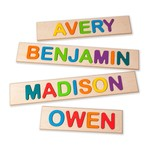 Fat Brain Personalized Name Puzzle (ship direct)