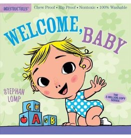 Workman Publishing Indestructibles: Welcome, Baby