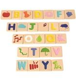 Plan Toys, Inc Alphabet A-Z