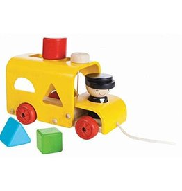 Plan Toys, Inc Sorting Bus