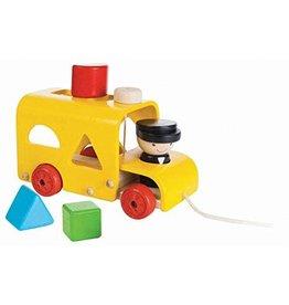 Plan Toys, Inc Sorting Bus