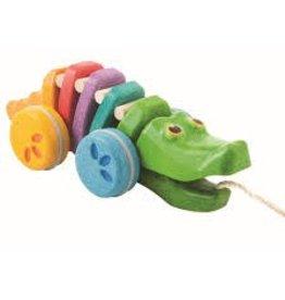 Plan Toys, Inc Rainbow Dancing Alligator