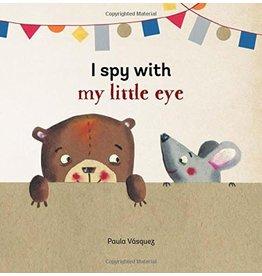 Gibbs Smith I Spy With my Little Eye
