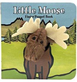 Finger Puppet Book: Little Moose