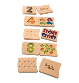 Plan Toys, Inc Numbers 1-10 - PW