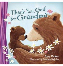 Thank You God for Grandma