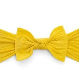 Baby Bling Bows Knot - Mustard