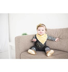 Copper Pearl Bib - Alpine (Yellow Stripe)