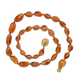 Cherished Moments Baltic Amber Polished Beads - Lemon, Small