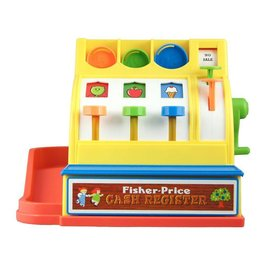 Schylling Fisher Price Cash Register