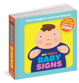 Workman Publishing My First Baby Signs