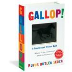 Workman Publishing Gallop! Scanimation Book