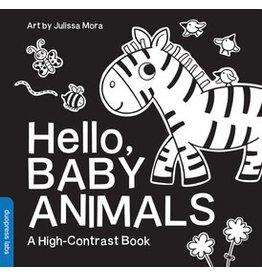 Workman Publishing Hello, Baby Animals