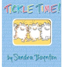 Workman Publishing Tickle Time