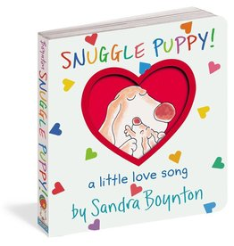 Workman Publishing Snuggle Puppy!
