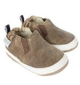 Robeez Lenny Loafer Mini Shoez - Brown 6-9m