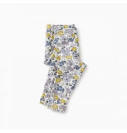 Tea Collection Cozy Baby Leggings - Wildflowers 3-6M