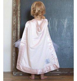 Little Giraffe Luxe Blanket - Pink