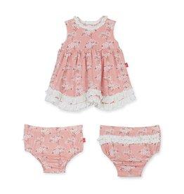 Magnetic Me Cherry Blossom Modal Magnetic Dress/Diaper Cover