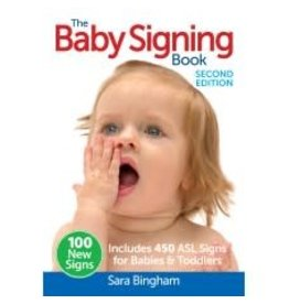 Firefly Publishing Baby Signing Book