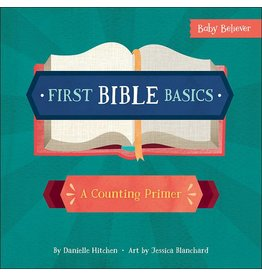 Harvest House Publishing Baby Believer, First Bible Basics