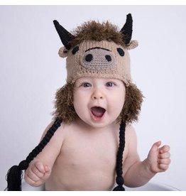 Huggalugs Buffalo Beanie