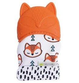 Itzy Ritzy Teething Mitt - Fox