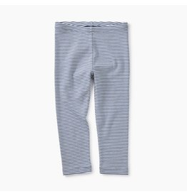 Tea Collection Striped Capri Leggings - Crown Blue