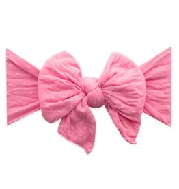 Baby Bling Bows Dang Enormous Bow: Bubblegum Dot
