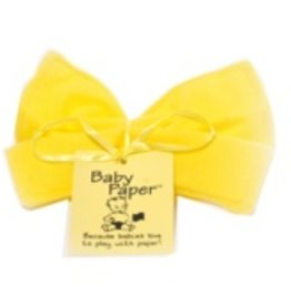 Baby Paper Baby Paper - Yellow