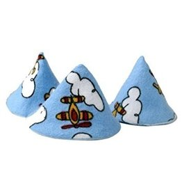 Beba Bean Pee-Pee Teepee Airplane Blue
