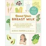 Workman Publishing Boost Your Breast Milk
