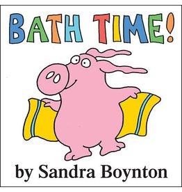 Workman Publishing Bath Time