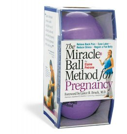 Workman Publishing Miracle Ball Method for Pregnancy