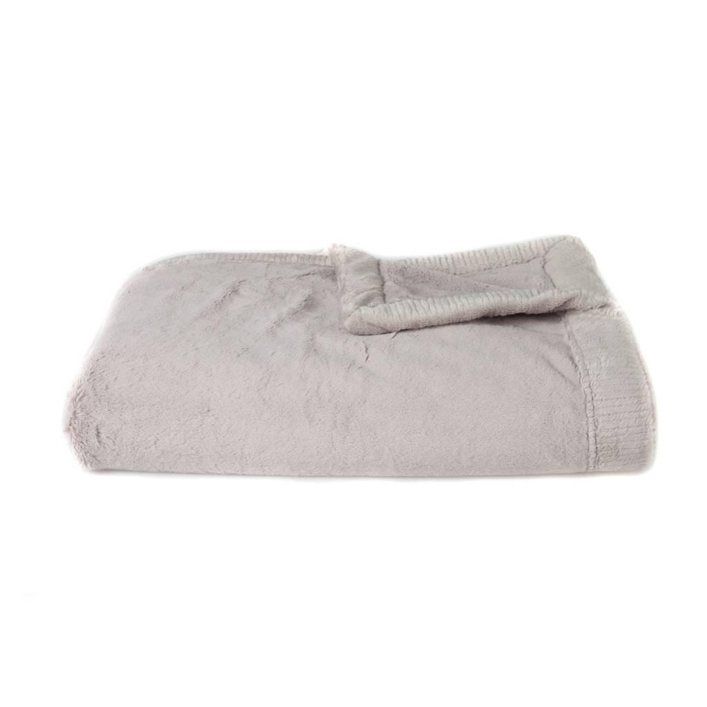 """Saranoni Mini Blanket (15"""" x 20"""") Feather Lush"""
