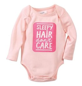 Mud Pie Sleepy Hair Crawler 0-3M