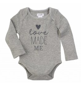 Mud Pie Love Made Me Crawler 0-6M