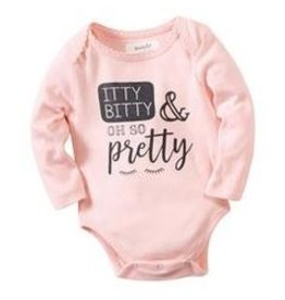 Mud Pie Itty Bitty Crawler 0-3M