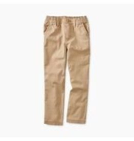 Tea Collection Canvas Chinos - Sparrow