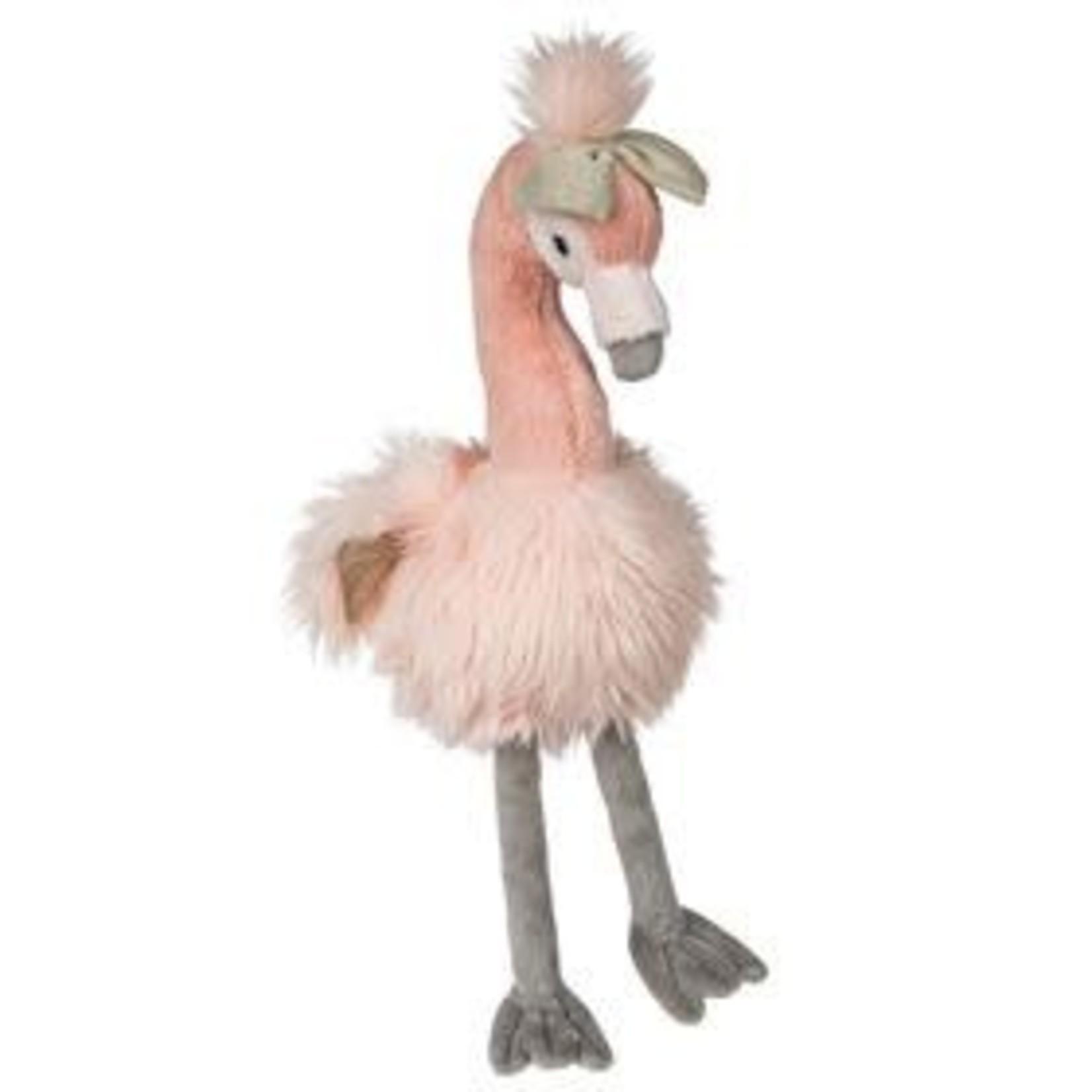 Mary Meyer FabFuzz Francesca Flamingo