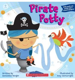 Scholastic Pirate Potty