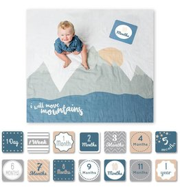 Blanket and Memory Card Set, I Will Move Mountains